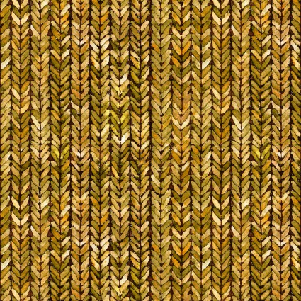 In The Beginning Our Autumn Friends 5OAF1 Weave Gold