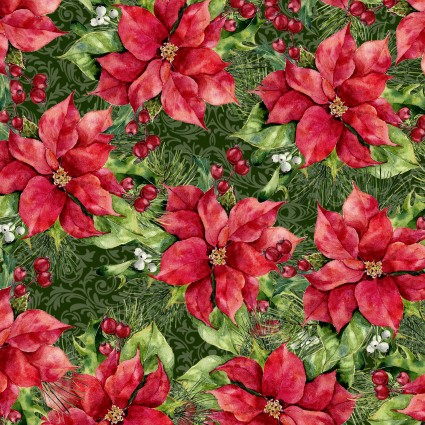 Poinsettia Winter 4APW-1
