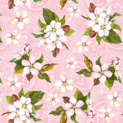 Pretty in Pink -- 3PIP-1 Medium Blossoms