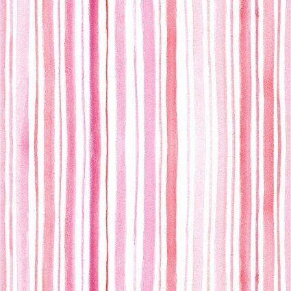Pretty in Pink - stripe