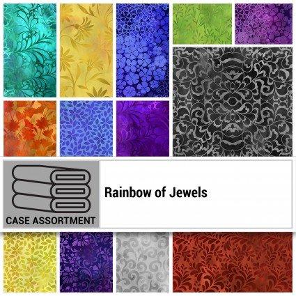 Rainbow of Jewels