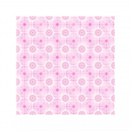 Treasures of Nature - 8TNA-5 - Floral Tonal Pink