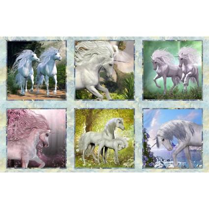 Unicorns 6 Block repeat