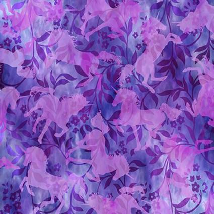 Unicorns-Vine -Purple