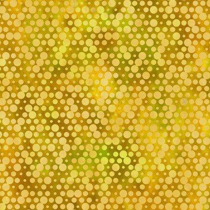 Urban Jungle Circles Yellow