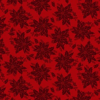 Winter Twist - Red