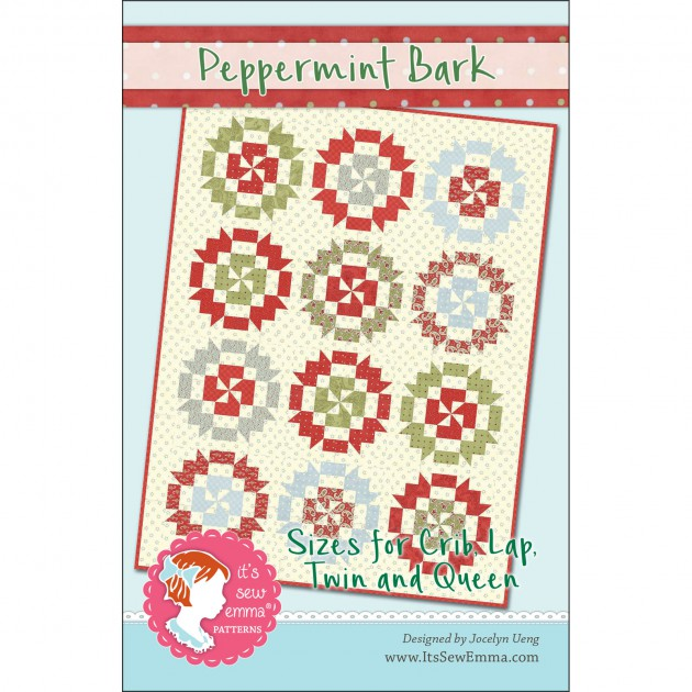 Peppermint Bark by Its Sew Emma
