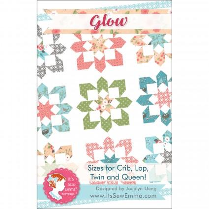 Glow Quilt by It's Sew Emma