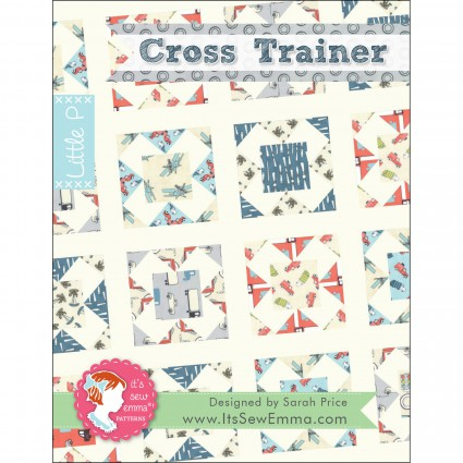 Cross Trainer by It's Sew Emma
