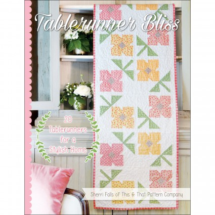 Tablerunner Bliss