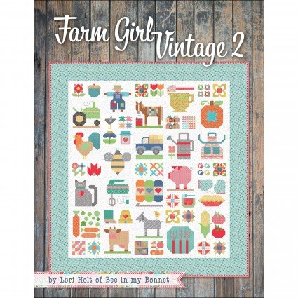 Farm Girl Vintage 2 by It's Sew Emma