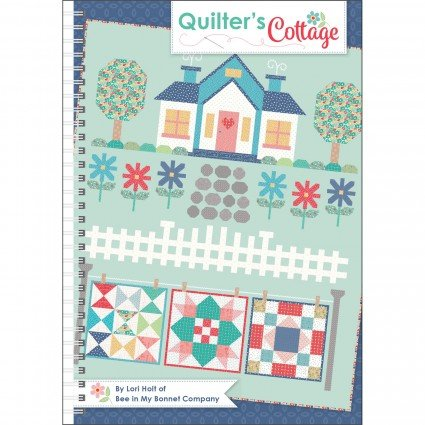 Quilter's Cottage Book ISE936