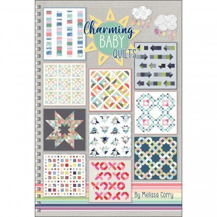 Charming Baby Quilts ISE937