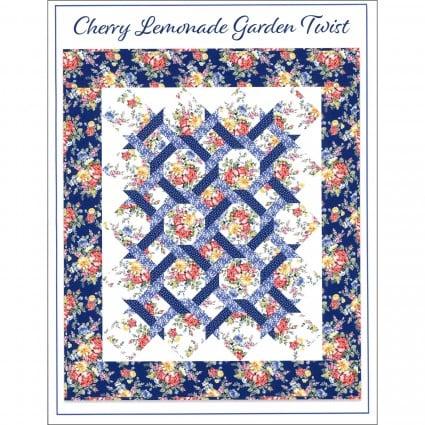 Cherry Lemonade Garden Twist Pattern