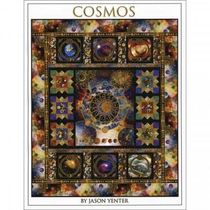 Cosmos Quilt Pattern