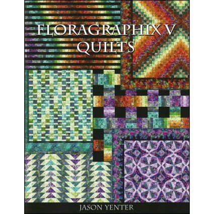 Floragraphix V Quilts Book