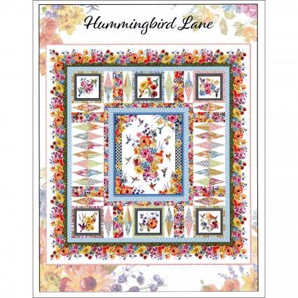 Hummingbird Lane Quilt Pattern -- ITBHLP