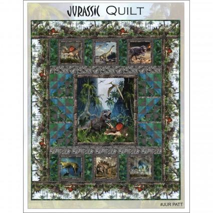 ITB Jurassic Quilt Pattern