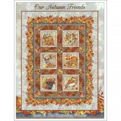 Autumn Friends Quilt
