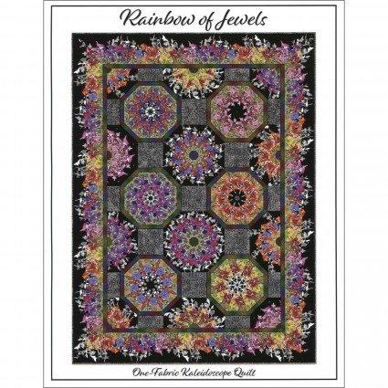 One Fabric Kaleidoscope