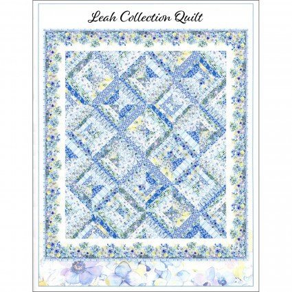 The Leah Collection Quilt - pattern