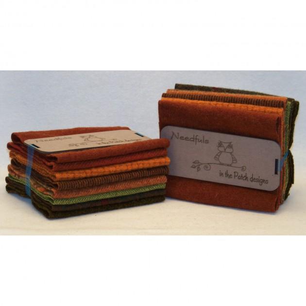 Woolen Needfuls - Pumpkin Patch