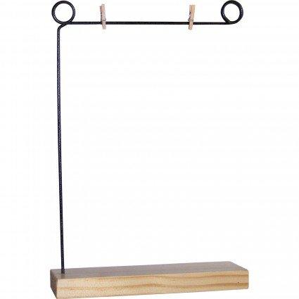 Mug Rug Wire Table Top Hanger