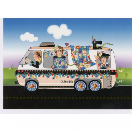 Quiltmobile Card