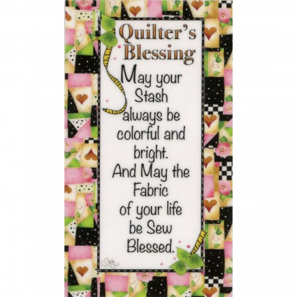 Quilter's Blessing – Stash