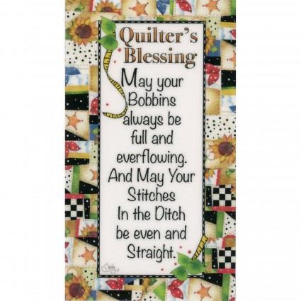 Quilter's Blessing – Bobbins