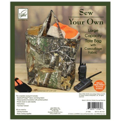 Sew Your Own Large Capacity Tote Kit