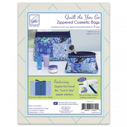 Zippity-Do-Done Cosmetic Bag