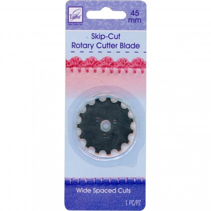 Skip-Cut Rotary Cutter Blade