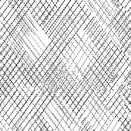 Better Basics Black Diagonal Lines on White