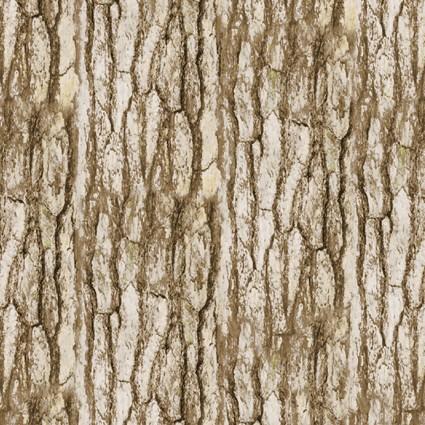 Nature Walk - Bark Texture White Wash
