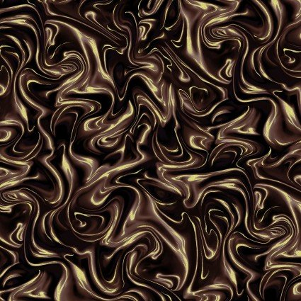 Chocolicious Chocolate/Gold Bliss 9847-77