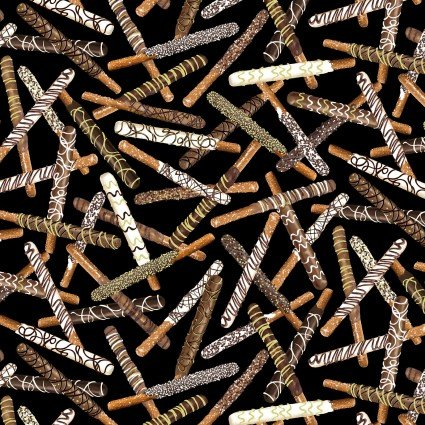 Chocolicious Pretzel Rods 9848-12