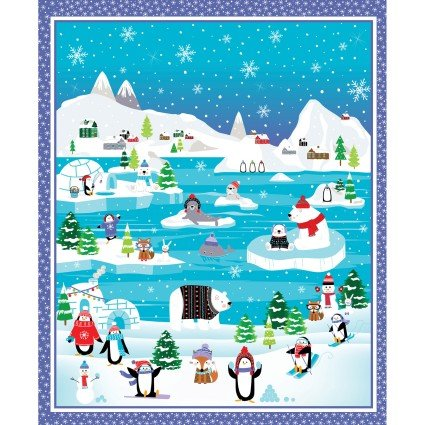 Snow Place Like Home-panel