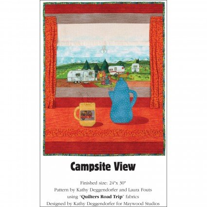 Campsite View PATTERN