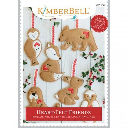 Kimberbell Heart-Felt Friends ME