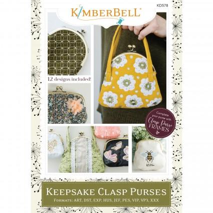 KB Keepsake Clasp Purses KD578