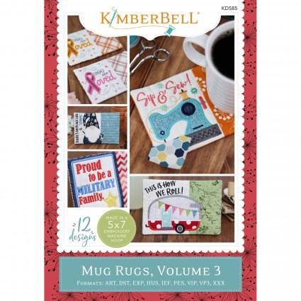 Mug Rugs, Volume 3