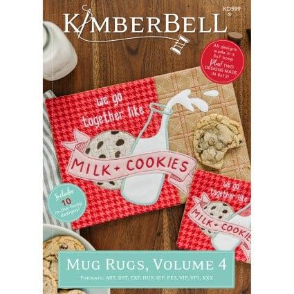 Mug Rugs, Vol 4 KD599