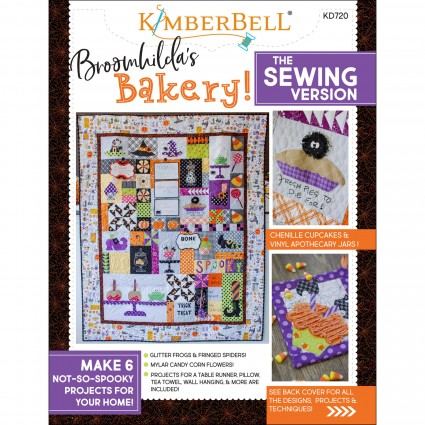 Broomhilda's Bakery Quilt