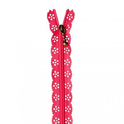 Lace Zipper 14