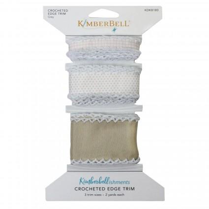 Crocheted Edge Trim