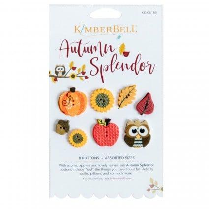 Autumn Splendor Button Set