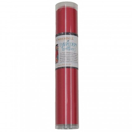 Kimberbell - Embroidery Leather - Cherry Red