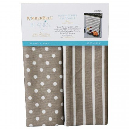Dots & Stripes Tea Towels