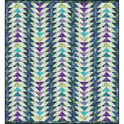 Floragraphix V Journey Quilt Kit